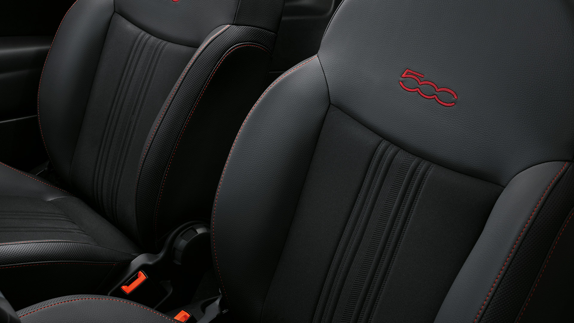 NEW SPORTY SEATS