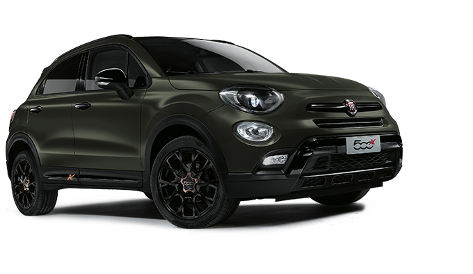 fiat 500x cross idea de imagen del coche. Black Bedroom Furniture Sets. Home Design Ideas