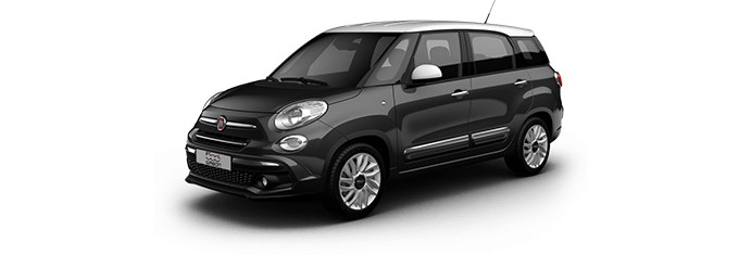 fiat 500l cross il crossover con un look sportivo fiat. Black Bedroom Furniture Sets. Home Design Ideas