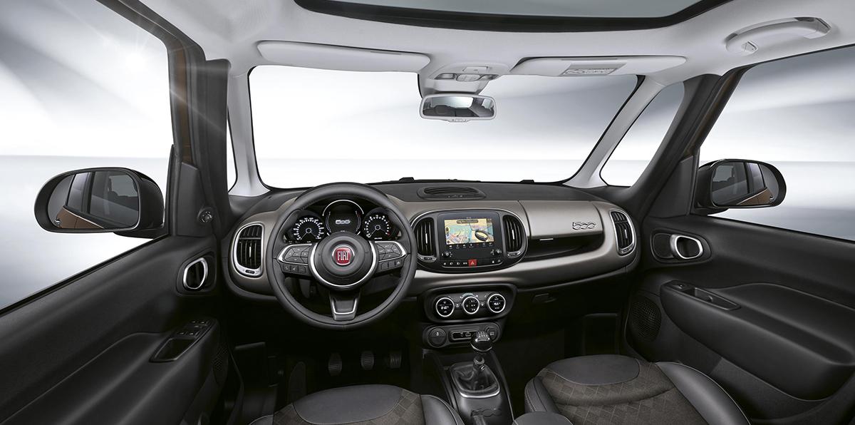 Monovolume Fiat 500l Prezzo Foto E Modelli 500l Fiat