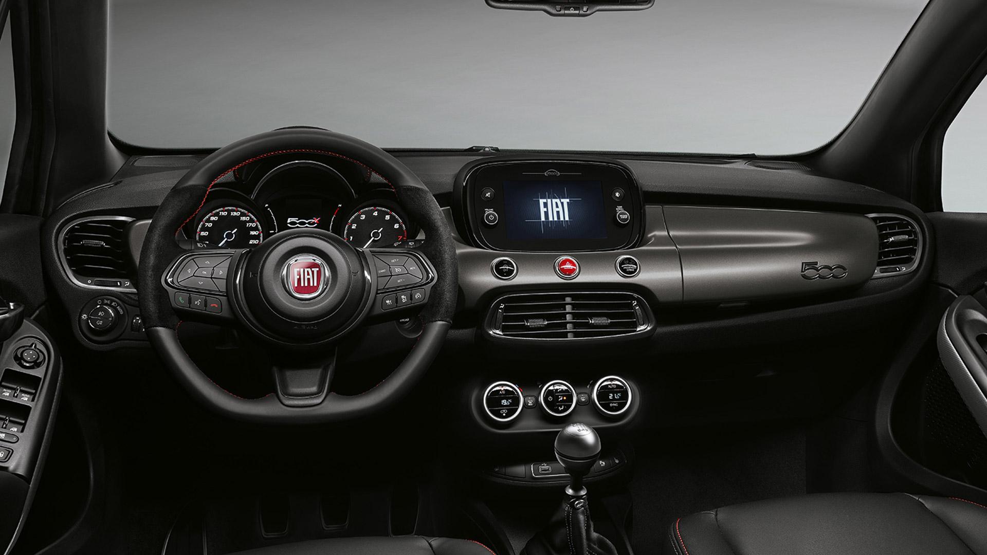 Fiat 500x Sport Suv Fiat