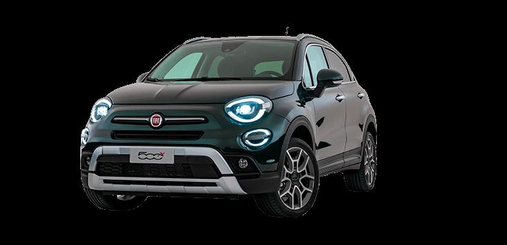 Nuova Fiat 500x Cross Suv 4x4 Prezzo E Allestimenti Fiat