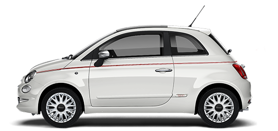 Nuova Fiat 500 Dolcevita Fiat