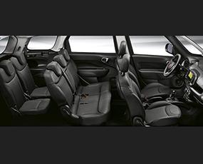 Fiat 500l Wagon La Monovolume 7 Posti Dallo Stile Inconfondibile Fiat