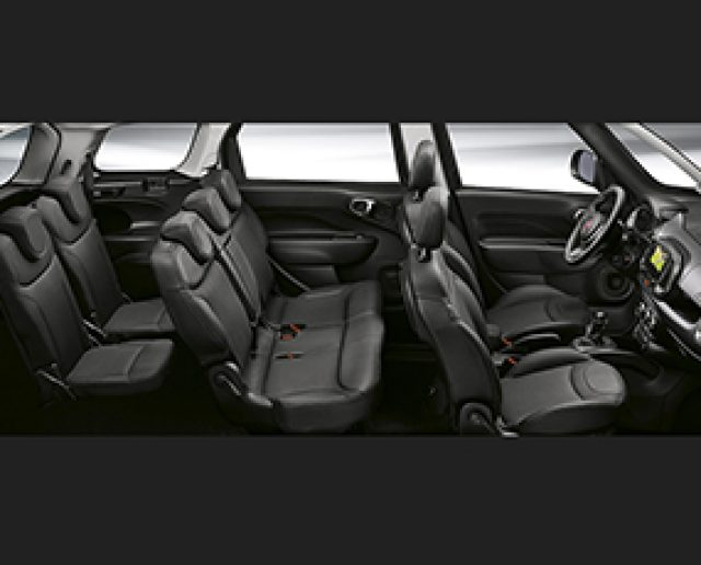Fiat 500L Wagon: la monovolume 7 posti dallo stile inconfondibile | Fiat Punto Quanti Posti Ha on